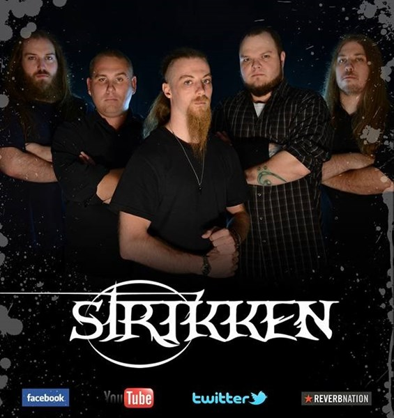 STRIKKEN - Rock Band - Columbus, OH