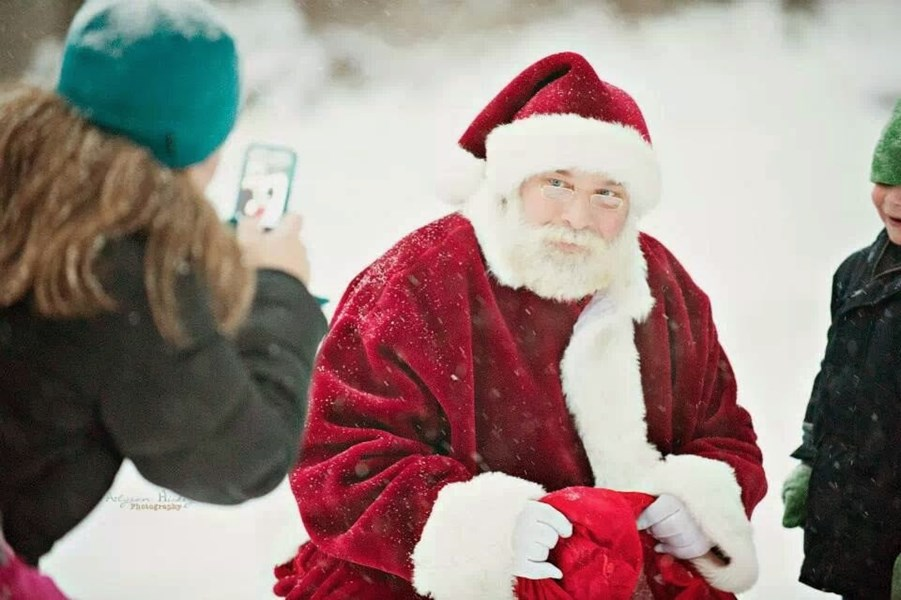 Santa Ron - Santa Claus - New Milford, CT