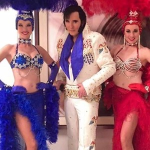 Las Vegas, NV Elvis Impersonator | Las Vegas Elvis Impersonators and Showgirls