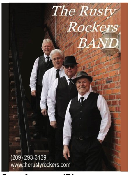 The Rusty Rockers Band - Oldies Band - Sacramento, CA