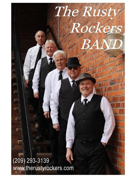 The Rusty Rockers Band - Oldies Band - Jackson, CA