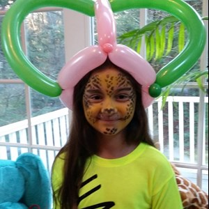 Rutland Face Painter | Enchanted Designs