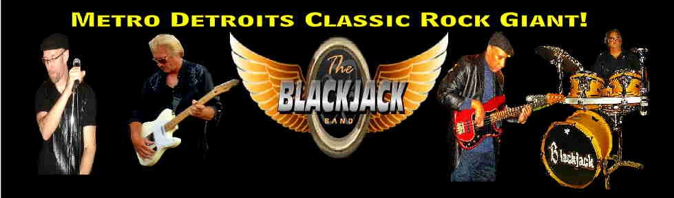 THE BLACKJACK BAND - Classic Rock Band - Westland, MI