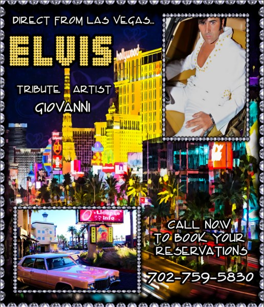 Best Elvis Tribute artist Las Vegas - Elvis Impersonator - Las Vegas, NV