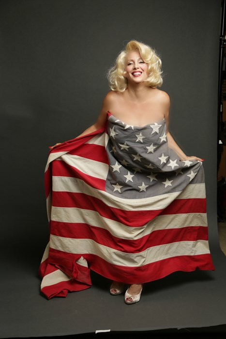 Independent Marilyn!