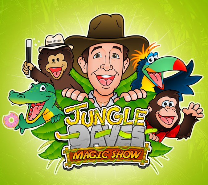 Jungle Magic Show - Magician - Washington, NJ