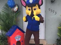 Trusted Party Rentals - Costumed Character - Boca Raton, FL
