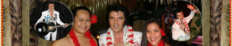 Legendary Elvis Tribute Billy Wayde Houston TX.