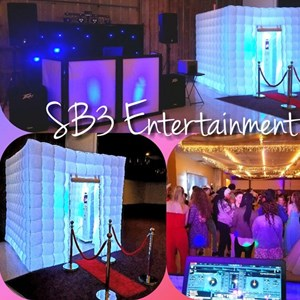 Rockford, IL Event DJ | SB3 Entertainment DJ & Photo Booth