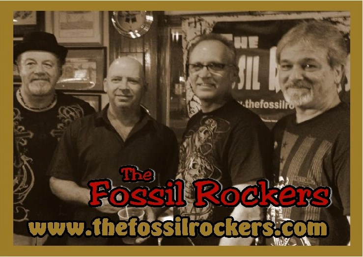 The Fossil Rockers - Classic Rock Band - Little River, SC