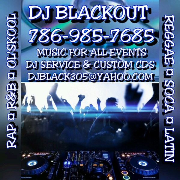 Blackout Entertainment - DJ - Fort Lauderdale, FL