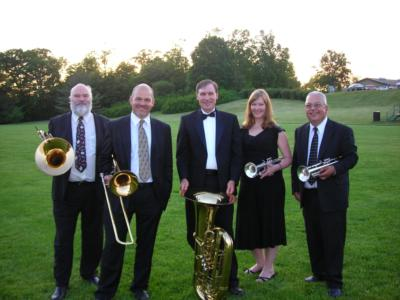 Woodstock Brass Quintet | Port Ewen, NY | Classical Brass Ensemble | Photo #3
