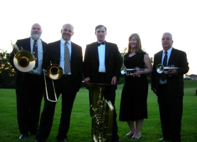 Woodstock Brass Quintet | Port Ewen, NY | Classical Brass Ensemble | Photo #1