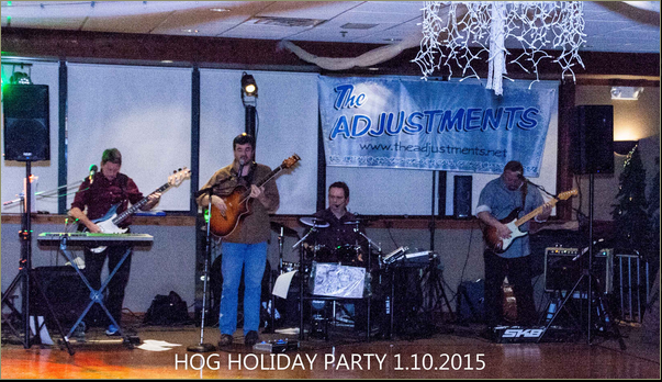 The Adjustments - Classic Rock Band - North Olmsted, OH