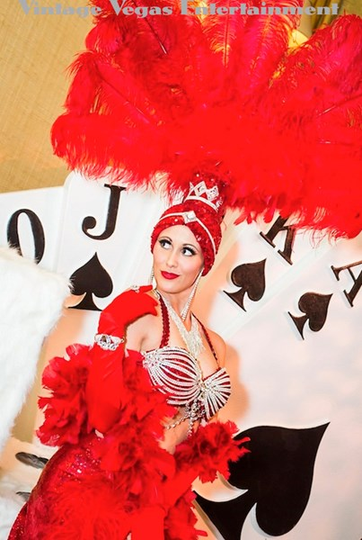SHOWGIRLS - Cabaret Dancer - Las Vegas, NV