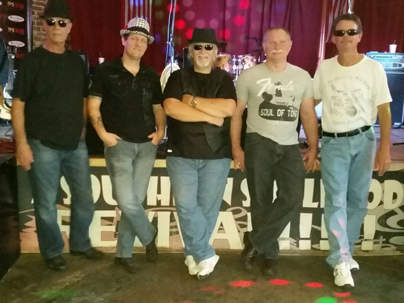 RuffWater Band - Classic Rock Band - Mobile, AL