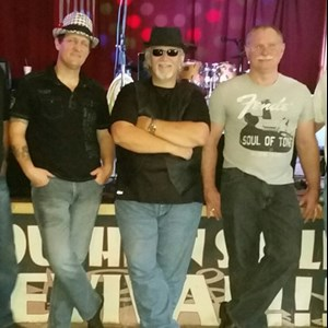 Perry 60s Band | RuffWater Band