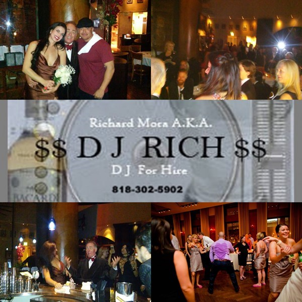 DJ Rich Intempo (Pro DJ/MC/Photobooth Service)  - Party DJ - Los Angeles, CA