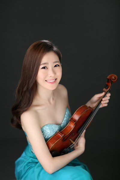 Ji Won Song - Classical Violinist - Boston, MA