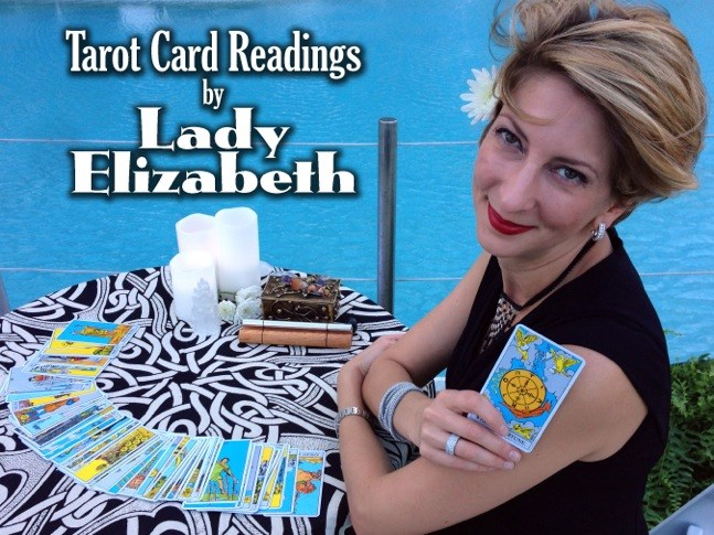Tarot Cards Miami Lady Elizabeth