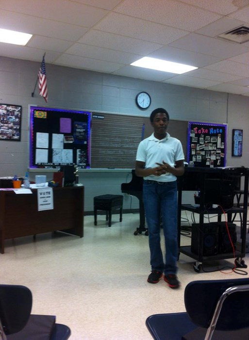 Speaking to FCA @ RHS