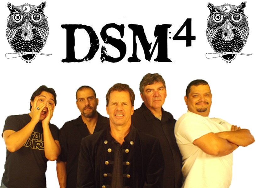 DSM4 - Cover Band - Winchester, VA