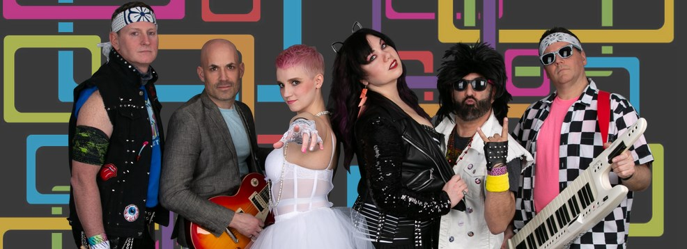 Class of 84 - 80's Tribute Band - 80s Band - Philadelphia, PA