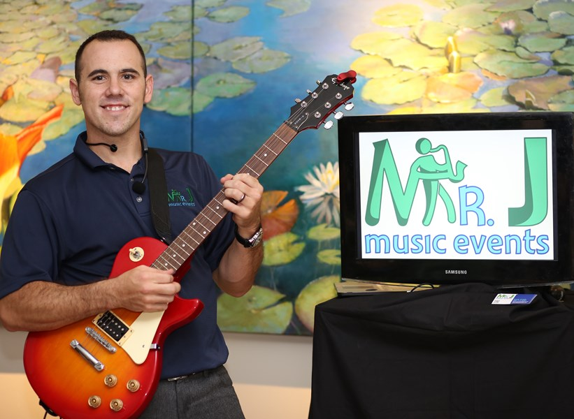 Mr. J Music Events - Children's Music Singer - Miami, FL