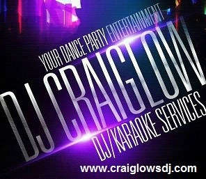 Ohio Karaoke DJ | Craiglows Wedding & Event Dj & Karaoke Services