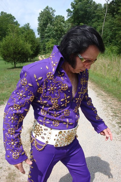 Tony Diamond - Elvis Impersonator - Nashville, TN