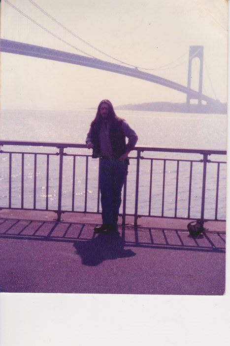 Verrazano Bridge, 1984