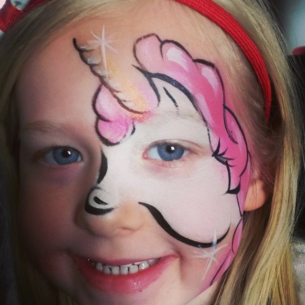 Once Upon A Party - Face Painter - Indianapolis, IN