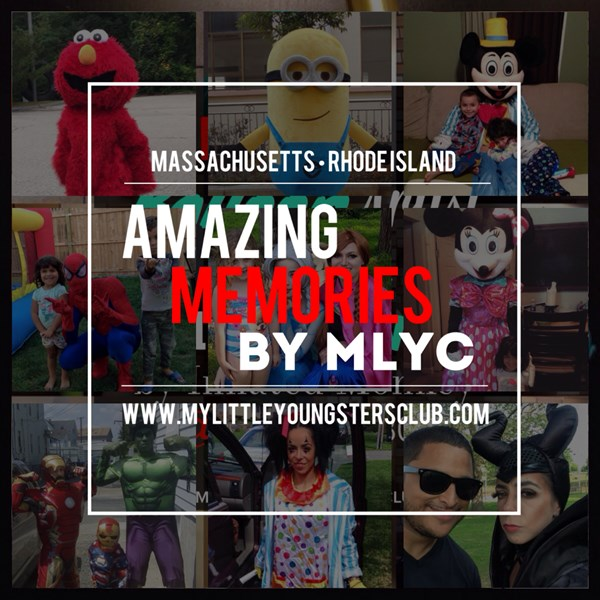 Amazing Memories by MLYC - Costumed Character - New Bedford, MA