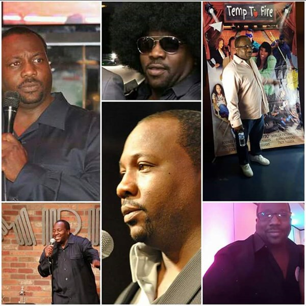 Rodney Bigham aka Uncle Rodney - Stand Up Comedian - Houston, TX
