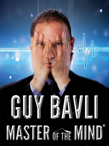 Guy Bavli - Master of the Mind - Mentalist - Fort Lauderdale, FL