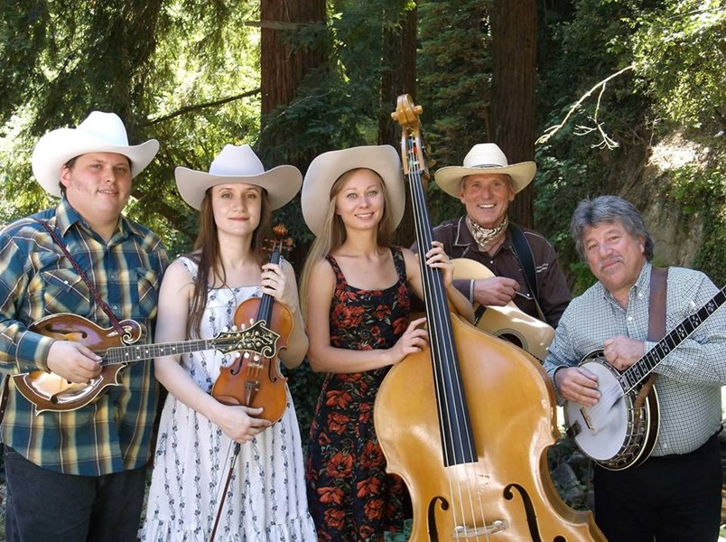 The True Life Troubadours - Bluegrass Band - San Jose, CA
