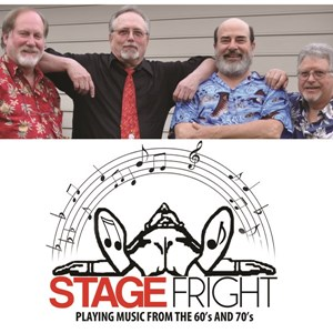 Carnesville 60s Band | The Stage Fright Band