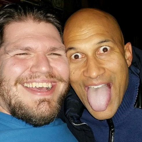 VWPJohn Yar and Keegan Michael Key