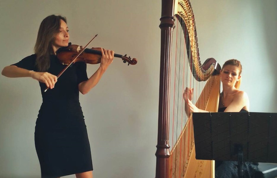 Celine et Tomina  - Classical Duo - New York City, NY