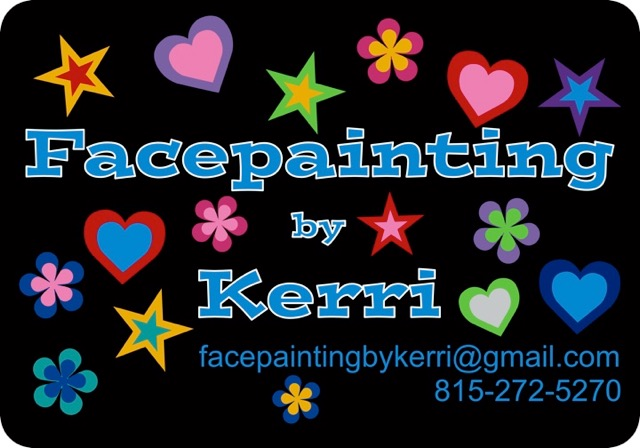 Facepainting by Kerri - Face Painter - Joliet, IL