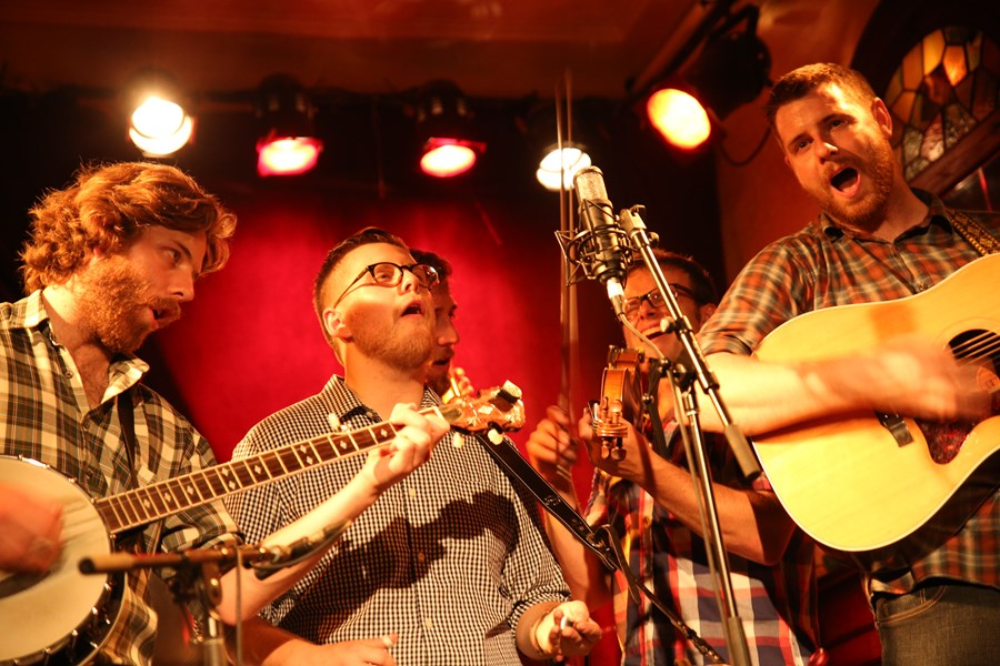 The Barrel Boys - Bluegrass Band - Toronto, ON