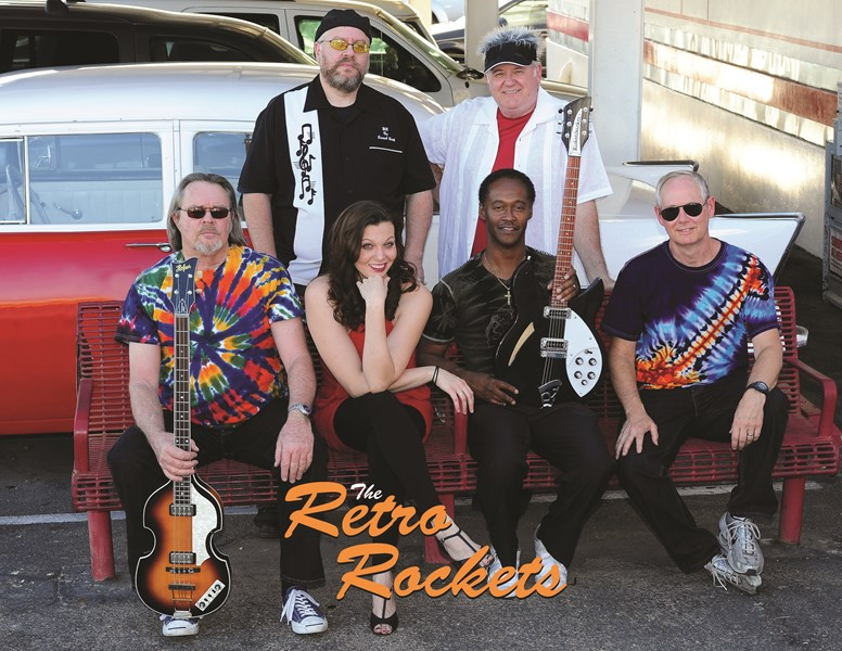 Retro Rockets - 60s Band - Tucson, AZ