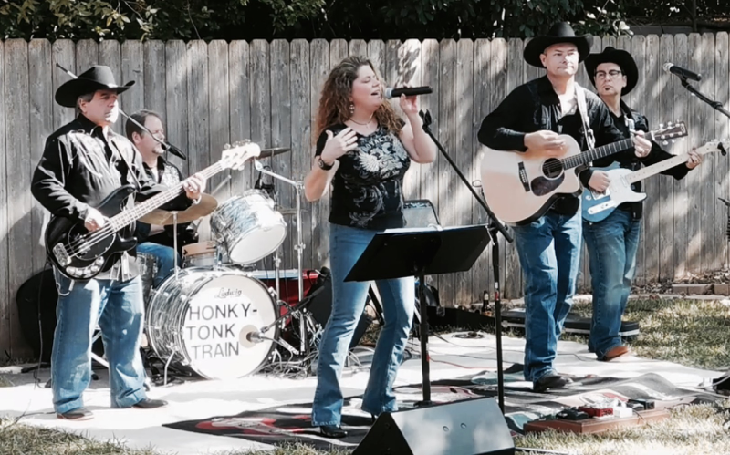 Honky Tonk Train - Country Band - Dallas, TX