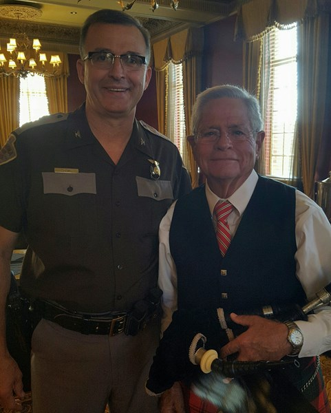 Col. Adams, Chief, OK Hwy Patrol