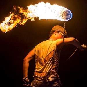 Sacramento, CA Fire Dancer | Phalkor's Fire