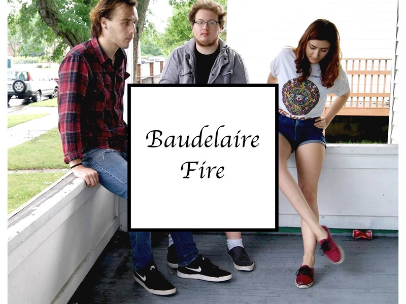 Baudelaire Fire - Alternative Band - Madison, WI