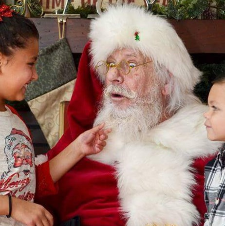the happiest Santa Claus in the world - Santa Claus - Sparks, NV