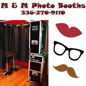 M & M Photo Booths - Photographer - San Antonio, TX