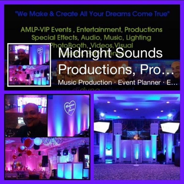 The Midnight Sounds Productions - Event DJ - Miami, FL