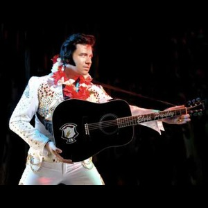 Three Bridges Elvis Impersonator | Robert James McArthur